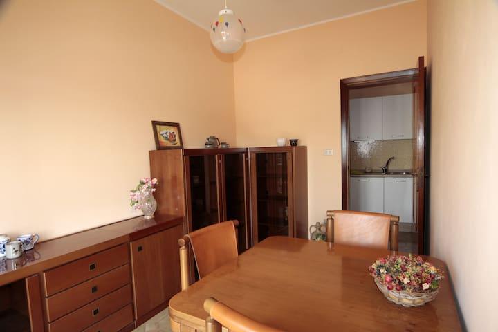 Cozy flat - Siracusa - Palazzolo Acreide - Leilighet