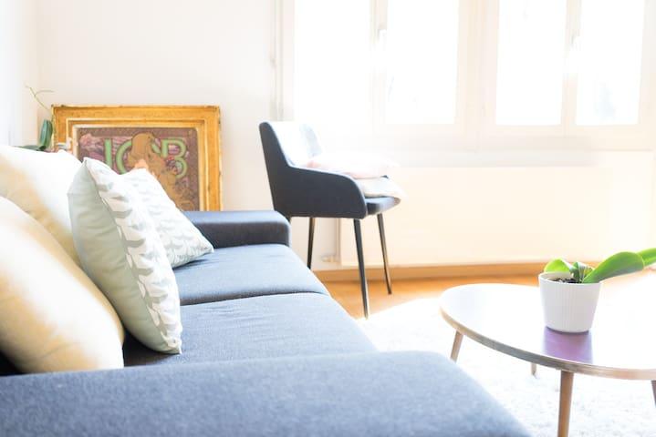 2 Bedroom Gardenview Spacious Flat - Flawil