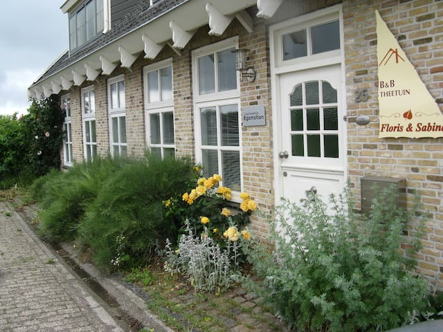 B&B Floris&Sabina, 4km. Willemstad - Heijningen - Bed & Breakfast