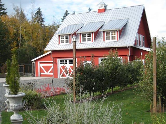 Red Barn Loft - Bellingham - Loft