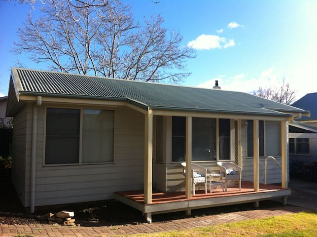 Self contained 1 bedroom annex - Moss Vale - Departamento