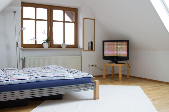 Landshut, Bavaria, sunny room - Altdorf, Lower Bavaria