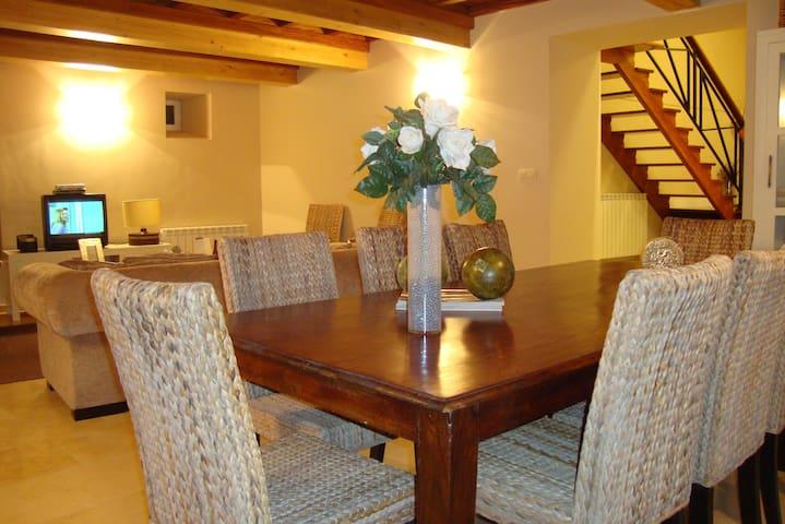 Casa rural en Cuntis - villa termal - Cuntis - Huis