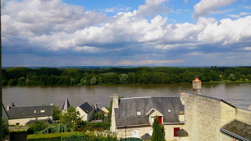 Charmant gîte des bords de Loire - Montsoreau - Casa