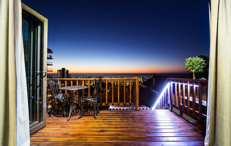 AMAZING VIEW Studio Upper Sea Point - Ciudad del Cabo - Departamento