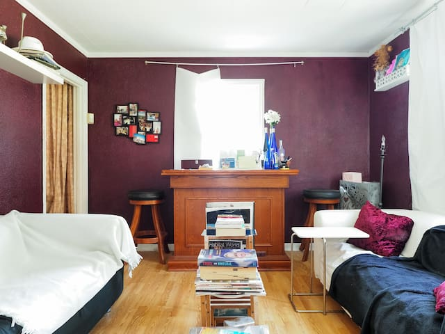 """""""What a great little space!"""" They said. UGWUP4 - Hyattsville - Talo"""