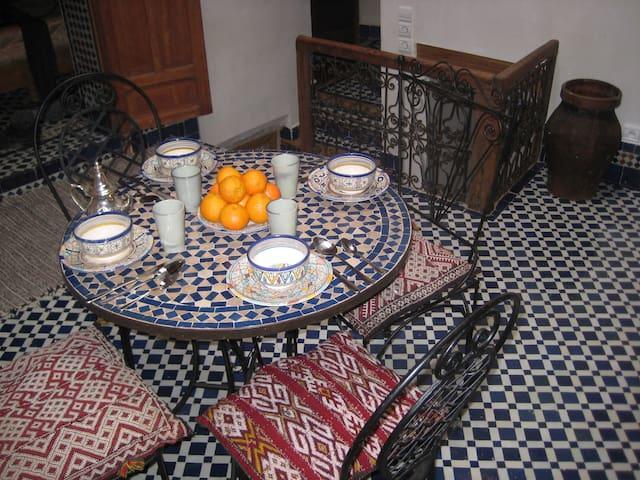 Pretty medina house to rent - Fez - Casa