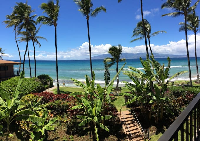 Uncrowded. Oceanfront. Hawaiian Gem - Lahaina