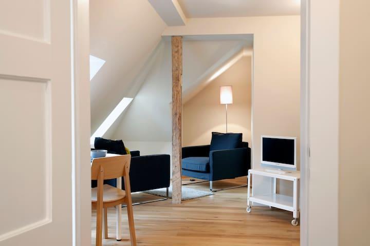 Apartment nähe Ruhr-Universität 1 - Bochum - Departamento
