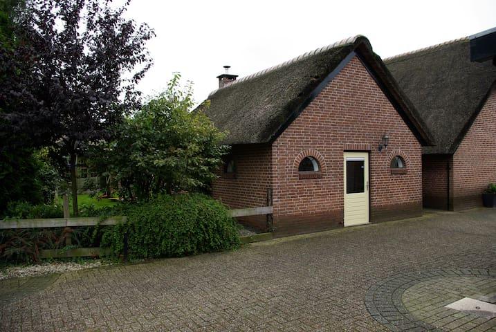 Romantisch bakhuis in het centrum! - Apeldoorn - Hus