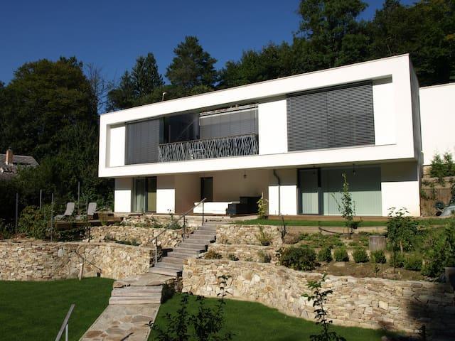 "MONTEZILA Nature Cove Apartment - WLAN & 40"" TV - Klosterneuburg - Leilighet"
