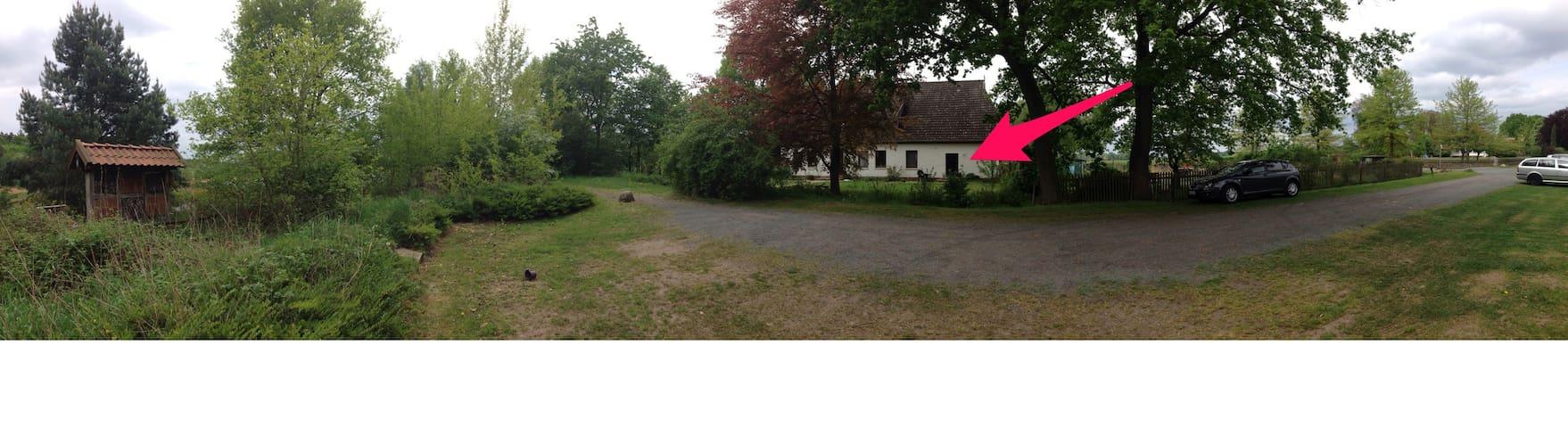 Haus am See - Uelzen - Appartement