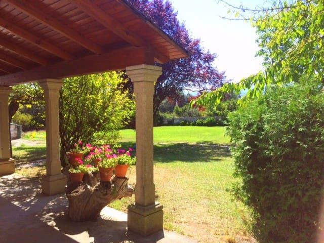 Charming Rustic Villa with Garden - Cortiguera - 獨棟