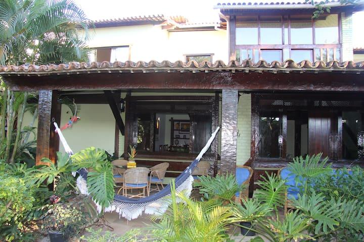 Beautiful House in Jorge Amado Town - Pontal - Дом