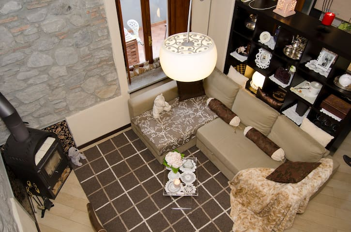 very romantic apartment - San Marcello Pistoiese