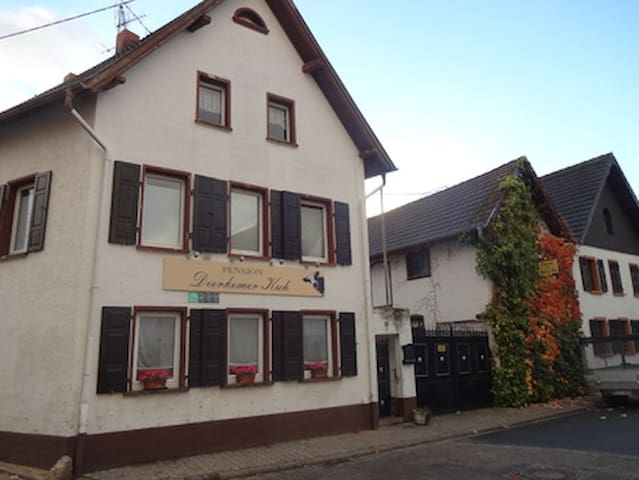 Familienpension  - Dorn-Dürkheim - Bed & Breakfast