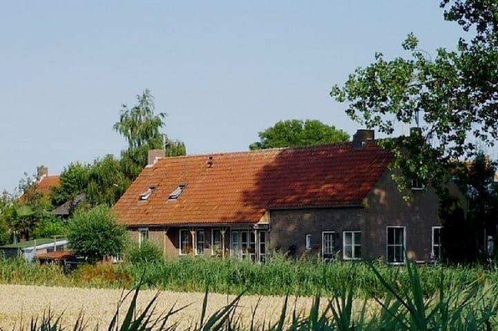 woonboerderij/vakantieappartement - Sint-Maartensdijk