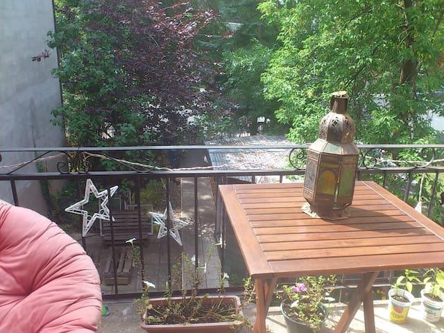 Charming apartment, Rosemont. - Montreal - Apartemen