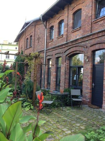 Maisonette apartment in the centre of Fürstenwalde - Fürstenwalde - Daire