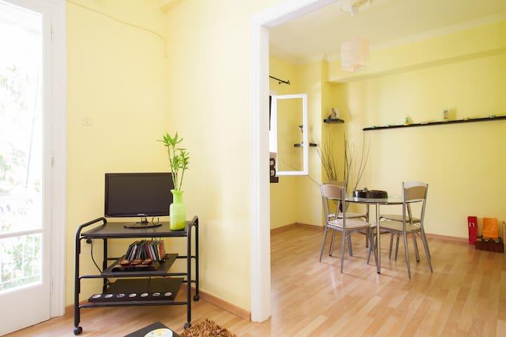 HOUSE 60 m2 - Athens - Rumah