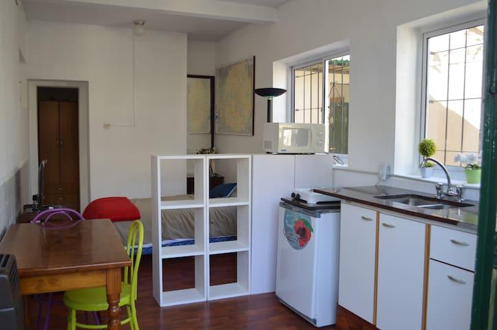 Monoambiente amoblado - Acassuso - 公寓