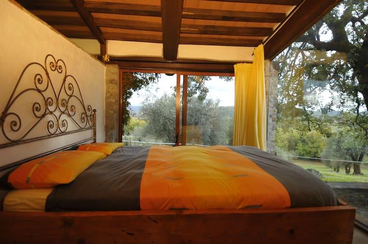 Cottage  in horse farm 20 min sea - Gavorrano - Daire