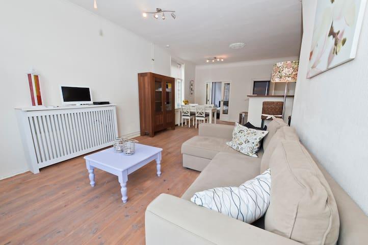 Knus appartement Alkmaar - Alkmaar - Huoneisto