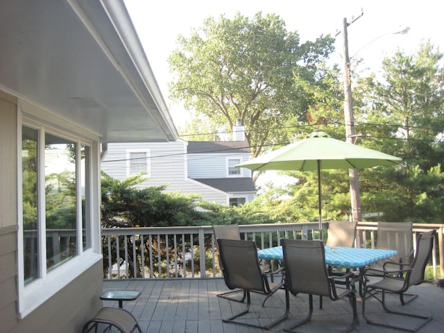 Miller Beach House, Lake Michigan - Gary - Casa