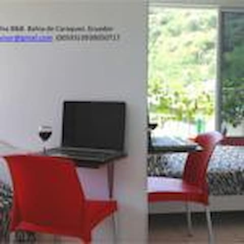 Beautiful single bedroom - Bahia de Caraquez