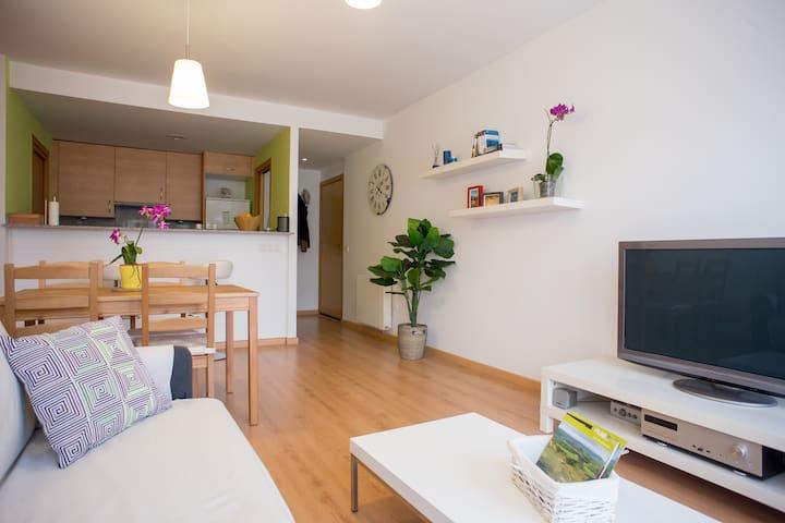Modern apartment in Manresa centre - Manresa - Apartmen