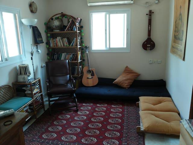 A wooden cabin  - Alon HaGalil - Cabaña