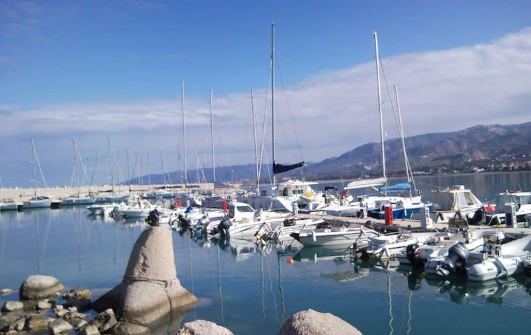 Flat near the sea - Sant'Agata di Militello - Apartament