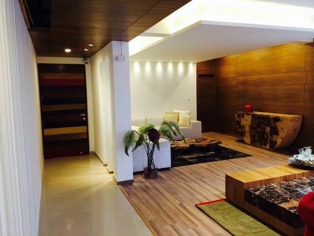 Chic Apartment in ATS Indirapuram - Ghaziabad