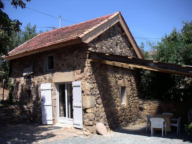 Petite maison de charme pour 4pers. - Saint-Martin-Laguépie - Dom