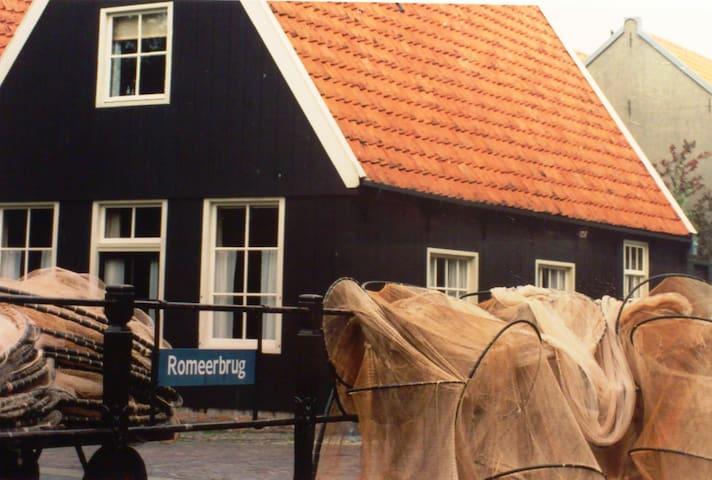 't Vissershuis  Enkhuizen  - Enkhuizen - Bed & Breakfast