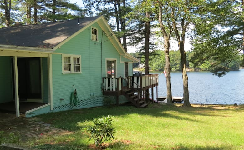 Lake House with mountain view - Orange - Ev