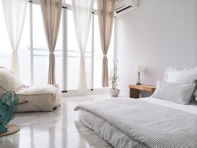 La Chic。room-A - Okręg Hengchun - Apartament
