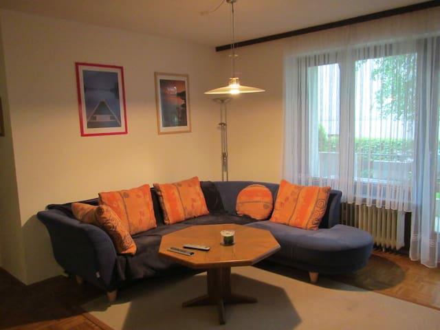 Sehr Zentral in ruhiger Wohngegend - Lustenau