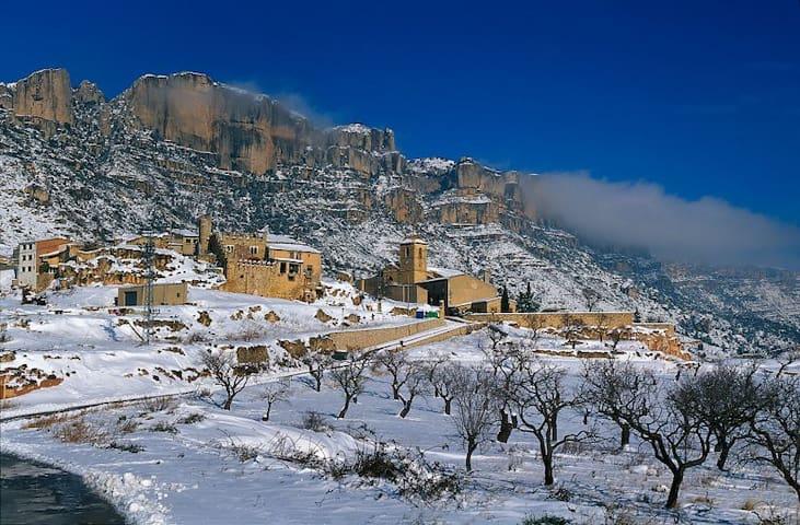 Amazing home - Priorat Wine and Nature Lovers - La Morera de Montsant - Hus