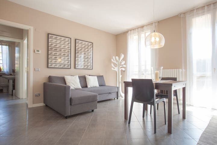 Cozy and relaxing flat with garden - Lonato del Garda - Daire