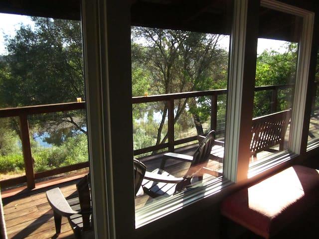 Gorgeous Riverfront Home  - Garden Valley - Maison