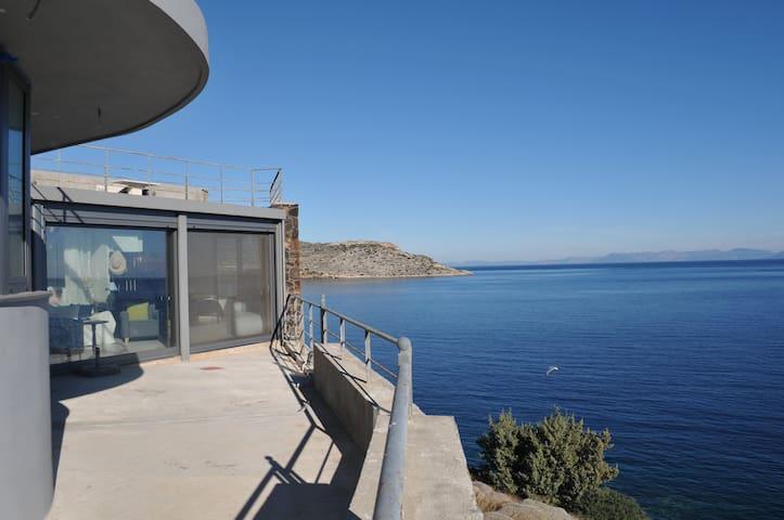 Breathtaking Private Beach House - Keratea - Villa