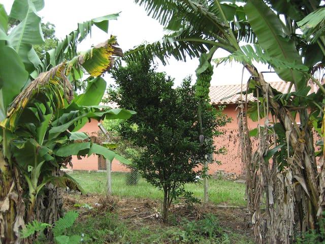 Sweet home in Paraguayan village - Mbocayaty del Yhaguy - Huis