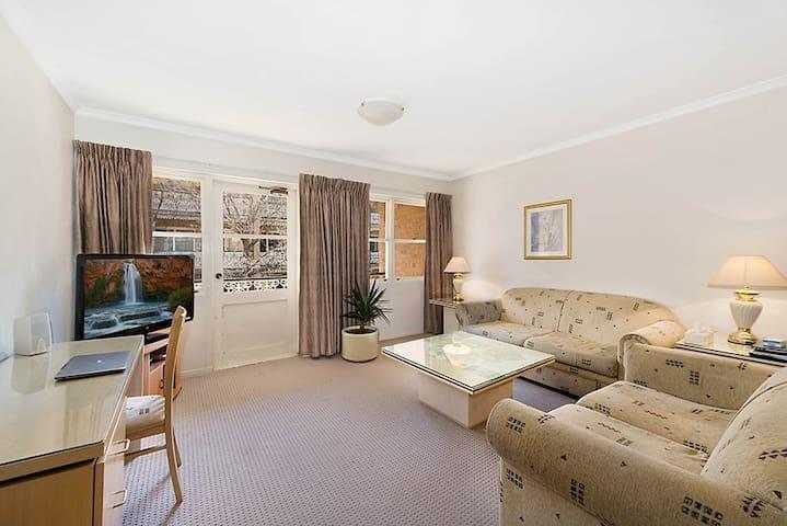 Argyle Apartments - Canberra City - Reid - Departamento