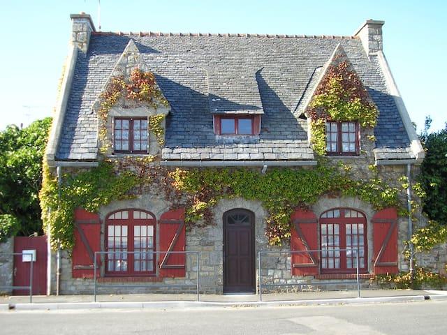 B&B La maison du Neuilly - Le Conquet - Penzion (B&B)