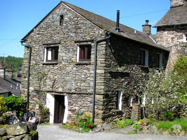 How Head Barn - GF Self Catering - Ambleside - Appartement