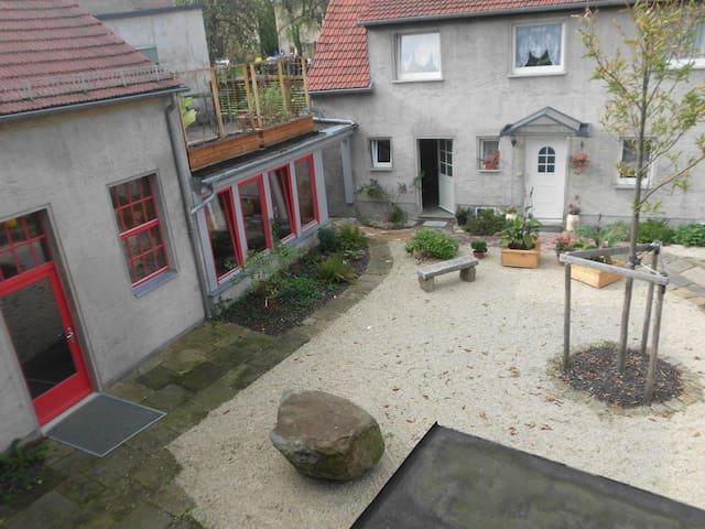 Zimmer unterm Dach - Dresden - Selveierleilighet