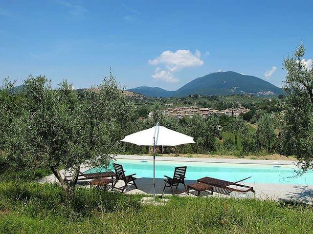 Small design villa with a Huge Pool - Torri in Sabina - Ev