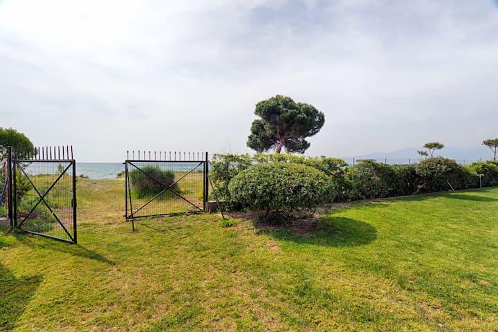 Villa Hoopoe-30meter from the beach - Schinias