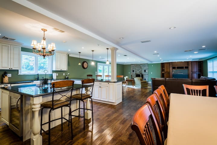 Catskill Vacation Home Retreat - East Durham - Rumah